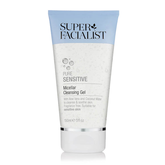 Super facialist Pure Sensitive Micellar Cleansing Gel