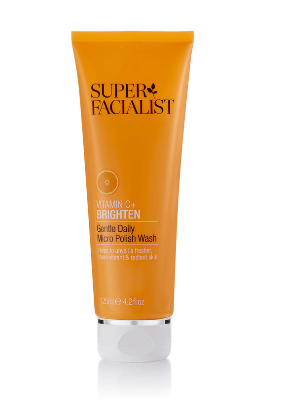Super facialist Vitamin C daily gentle Micro Polish Wash