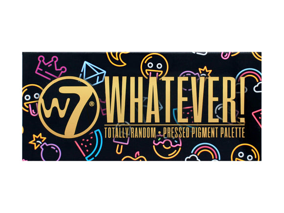 W7 Whatever! Eyeshadow Palette