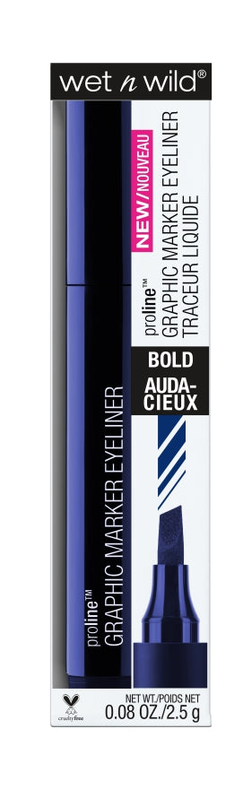 Wet n Wild ProLine Graphic Marker Eyeliner - Airliner Blue