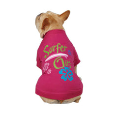 "Casual Canine ""Surfer Girl"" T-Shirt"