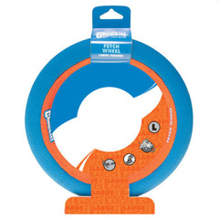 Chuckit! Fetch Wheel Dog Toy, Large | Durable and Waterproof Dog Toy