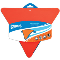 Chuckit! Heliflight Frisbee, Small or Large |  Durable | Waterproof