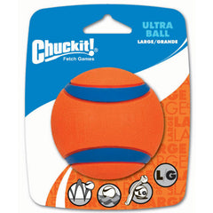 Chuckit! Ultra Balls | Multiple Sizes | Durable Dog Ball