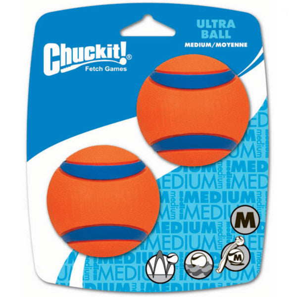 Medium Chuckit! Ultra Balls | Multiple Sizes | Waterproof