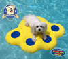 Paws Aboard Inflatable Lazy Dog Raft