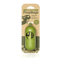 Earth Rated Poop Bag Dispenser + Bags | Dog Waste | Biodegradable