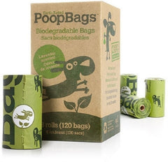 Earth Rated Poop Bags | 120 count | Dog Waste Bags