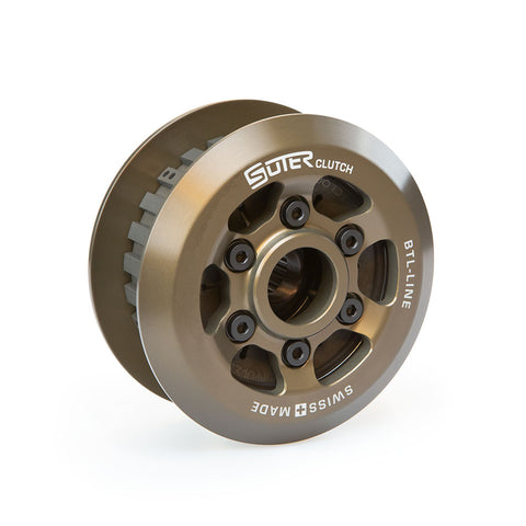 SuterClutch Triumph 675