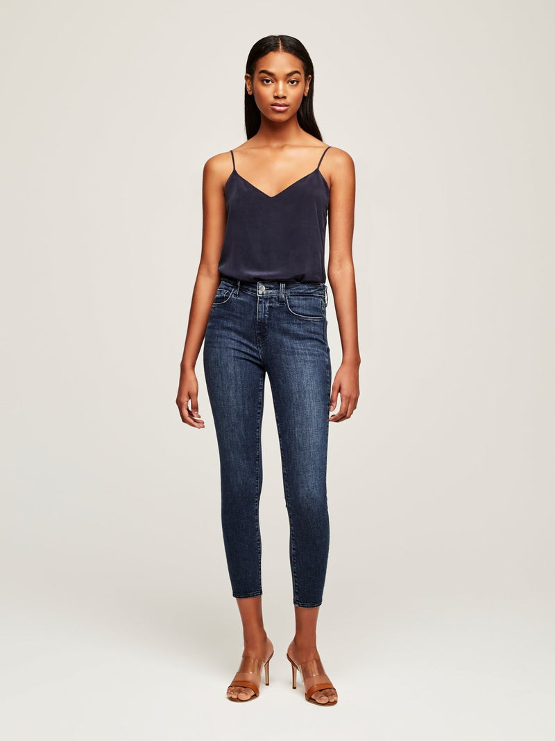 L'Agence Margot High Rise Skinny Jean - Wilder