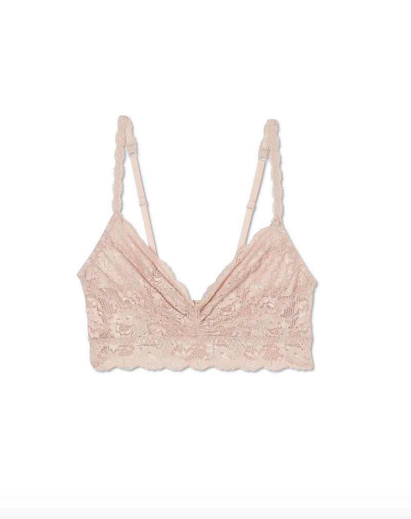 Cosabella Never Say Never Sweetie Bralette - Blush
