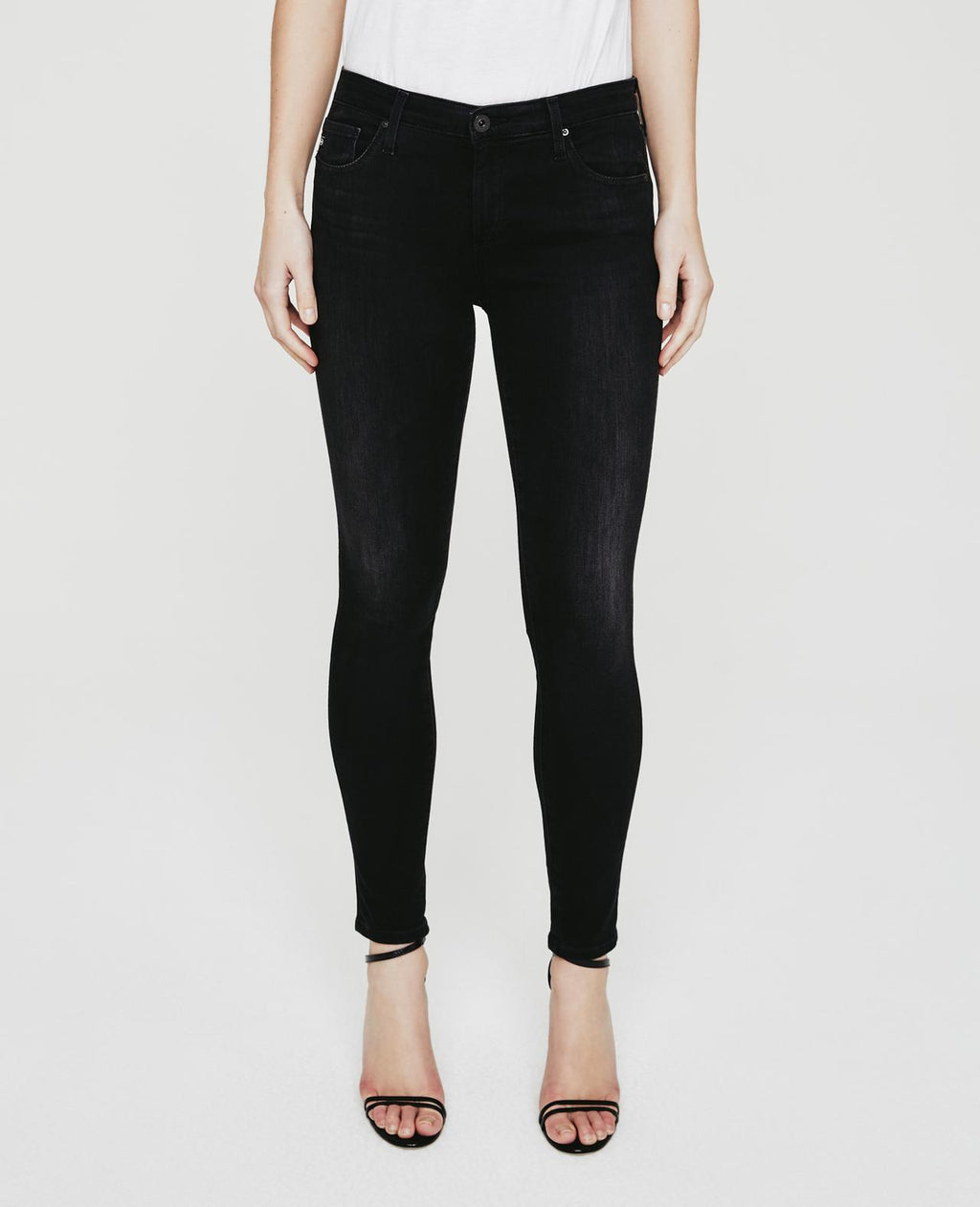 AG Jeans Legging Ankle in Density