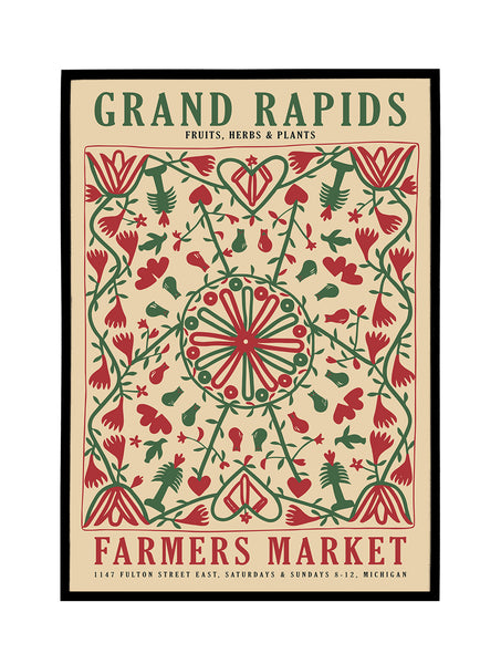 Farmers Market Poster