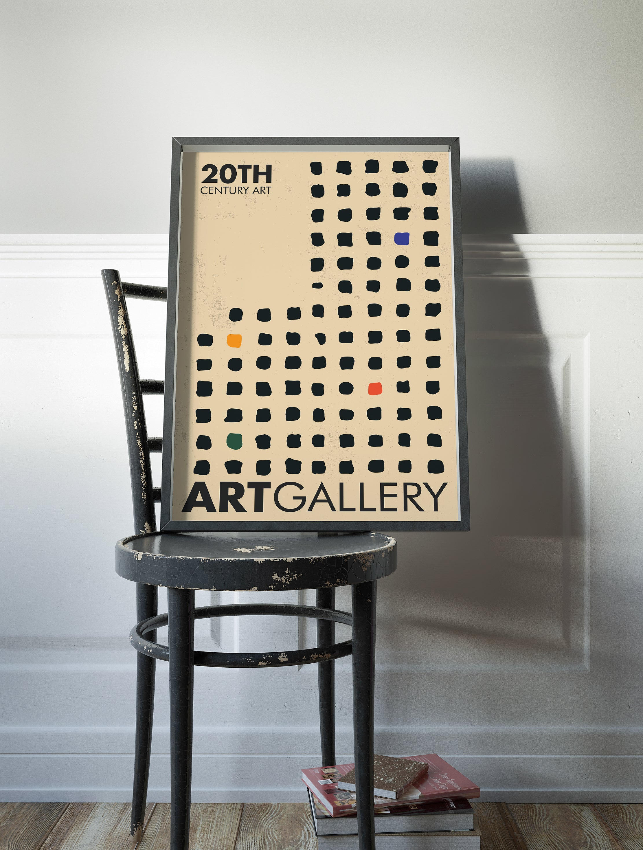 20th Art Gallery Poster