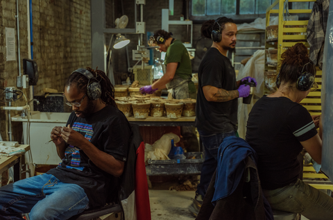 East Fork Pottery employees