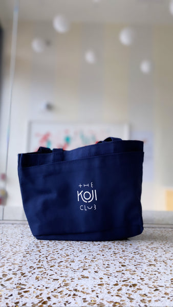 Tiny but Mighty Tote Bag
