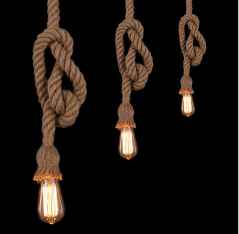 Captain's Knot Droplights