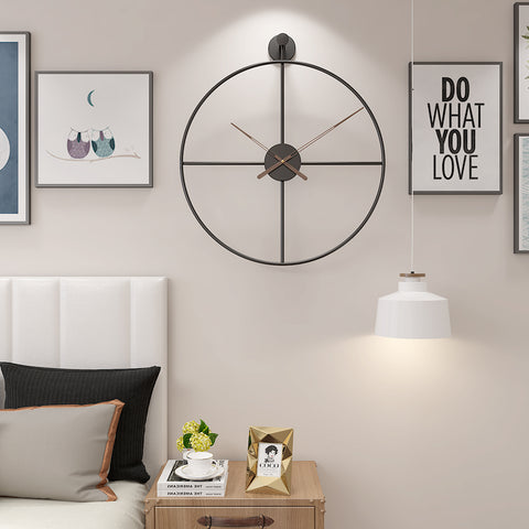 Athena - Oversized Wall Clock