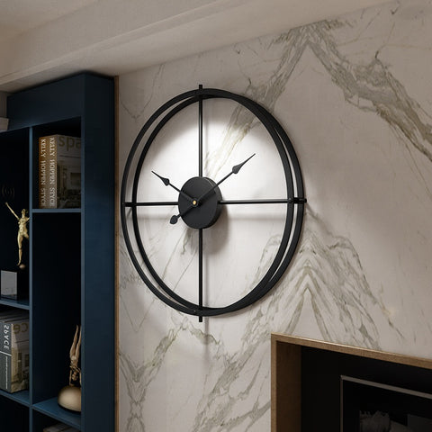 Artemis - Oversized Wall Clock