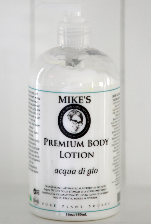 Mike's Premium Body Lotion