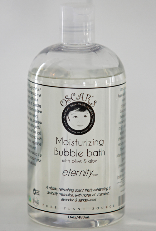 Oscar's Eternity Moisturizing Bubble Bath