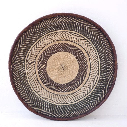 Batonga Handwoven Tray Medium