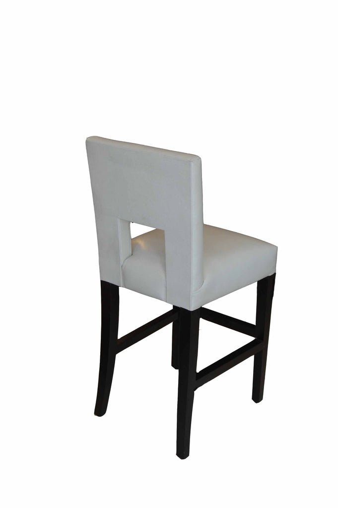 Edelman Leather bar Stool From Back