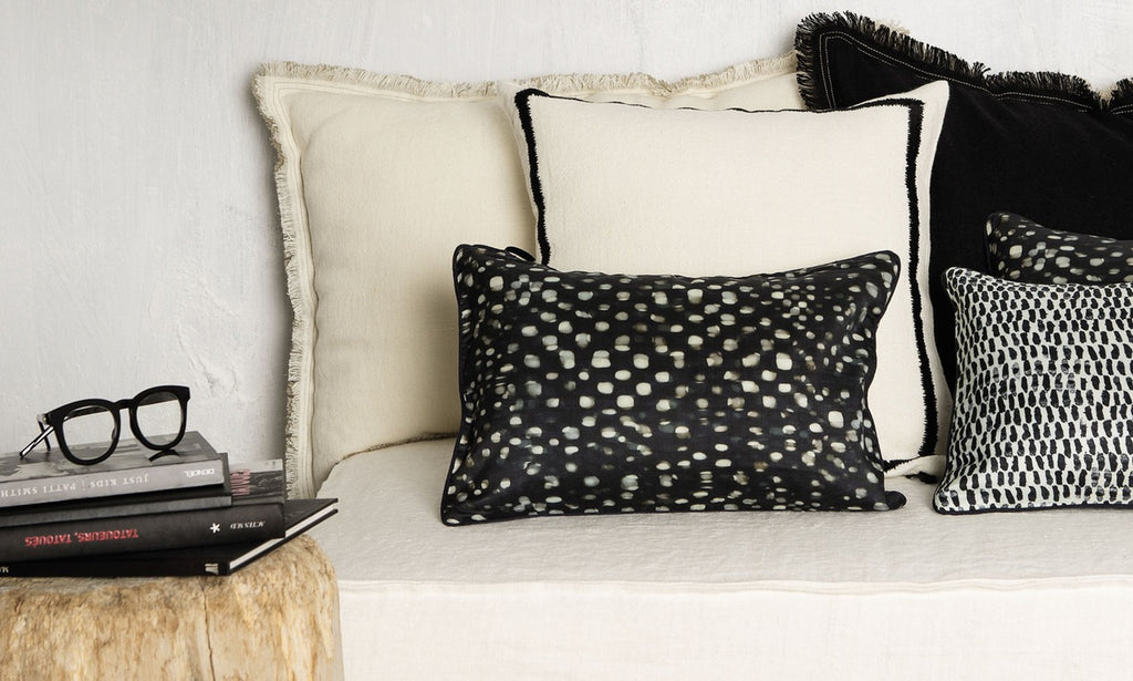 Springs Cushion Caviar amongst other Cushions