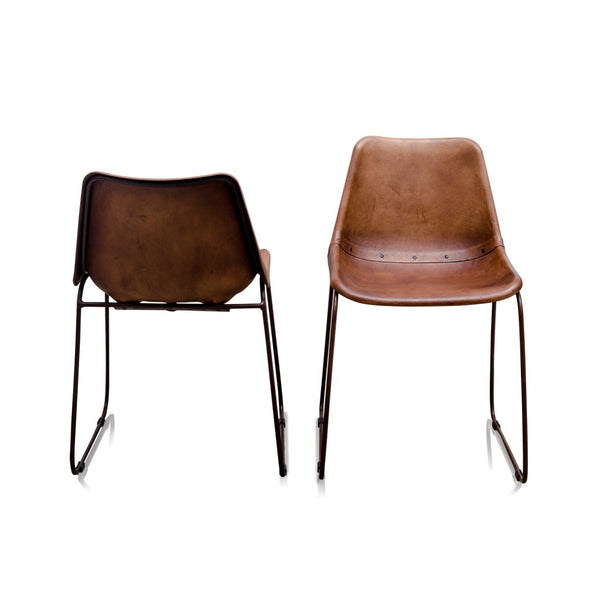 Havana Bistro Chair front and back
