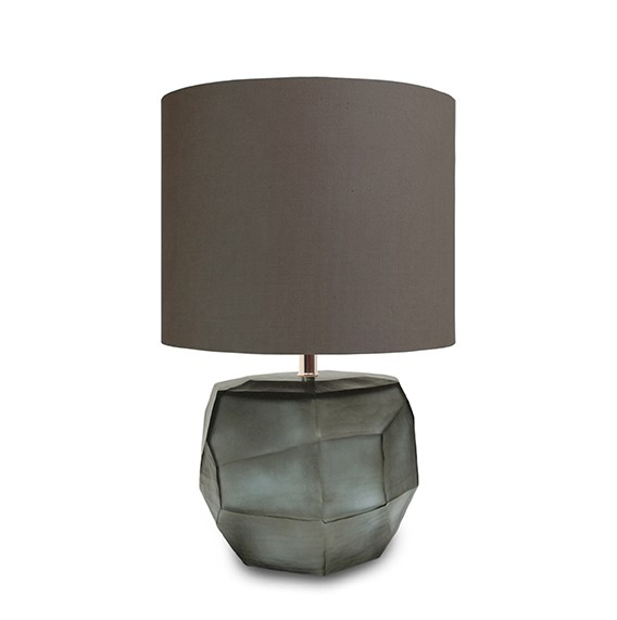 Gauxs Cubistic Round Table Lamp