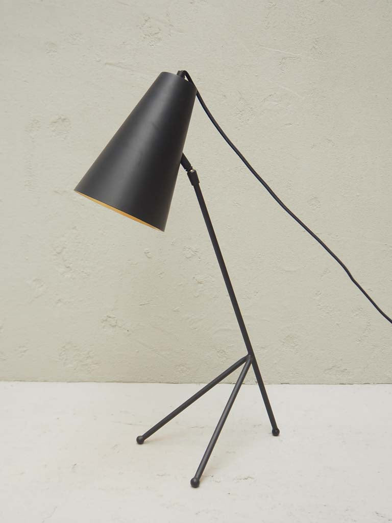 Portabello Table Lamp with Background