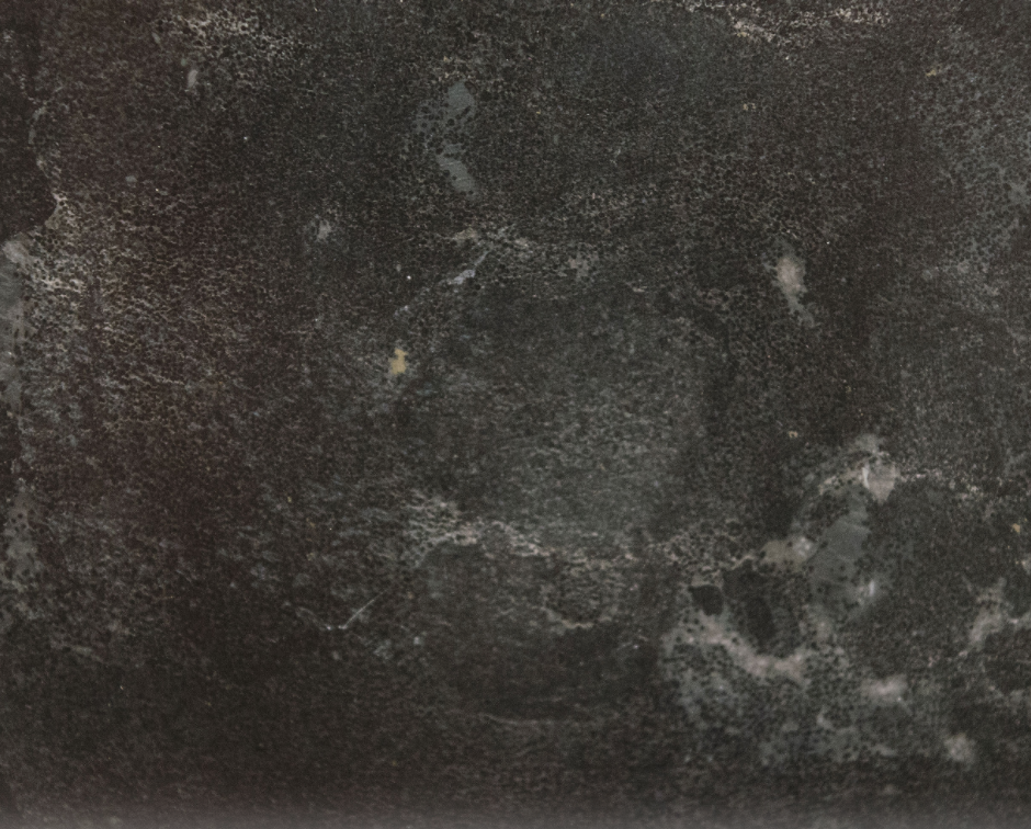Yubi Decorative Black Marble Disks Texture