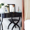 Shagreen Frame on Portobello Dressing table