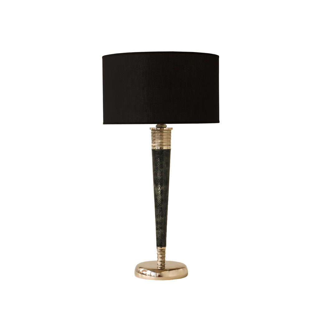 Deco Real Shagreen Table Lamp
