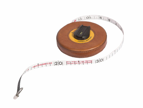 Leather Havana Tape Measure