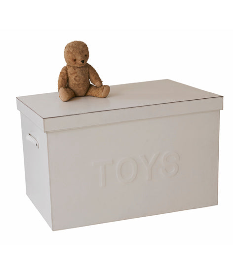Havana Toy Box white