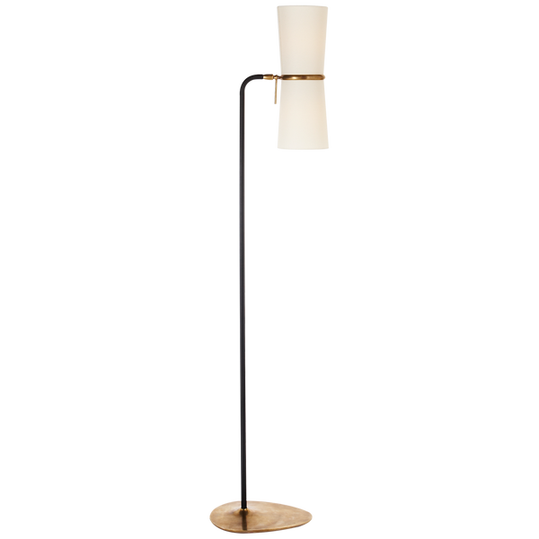 Black Clarkson Floor Lamp