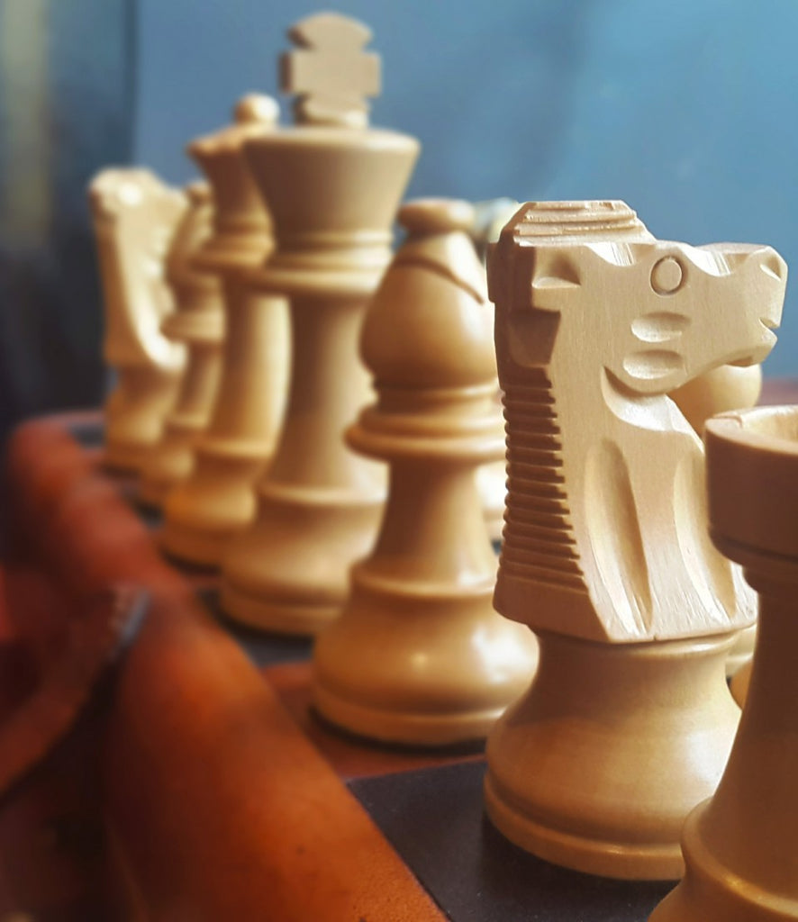 Havana Chess set pieces