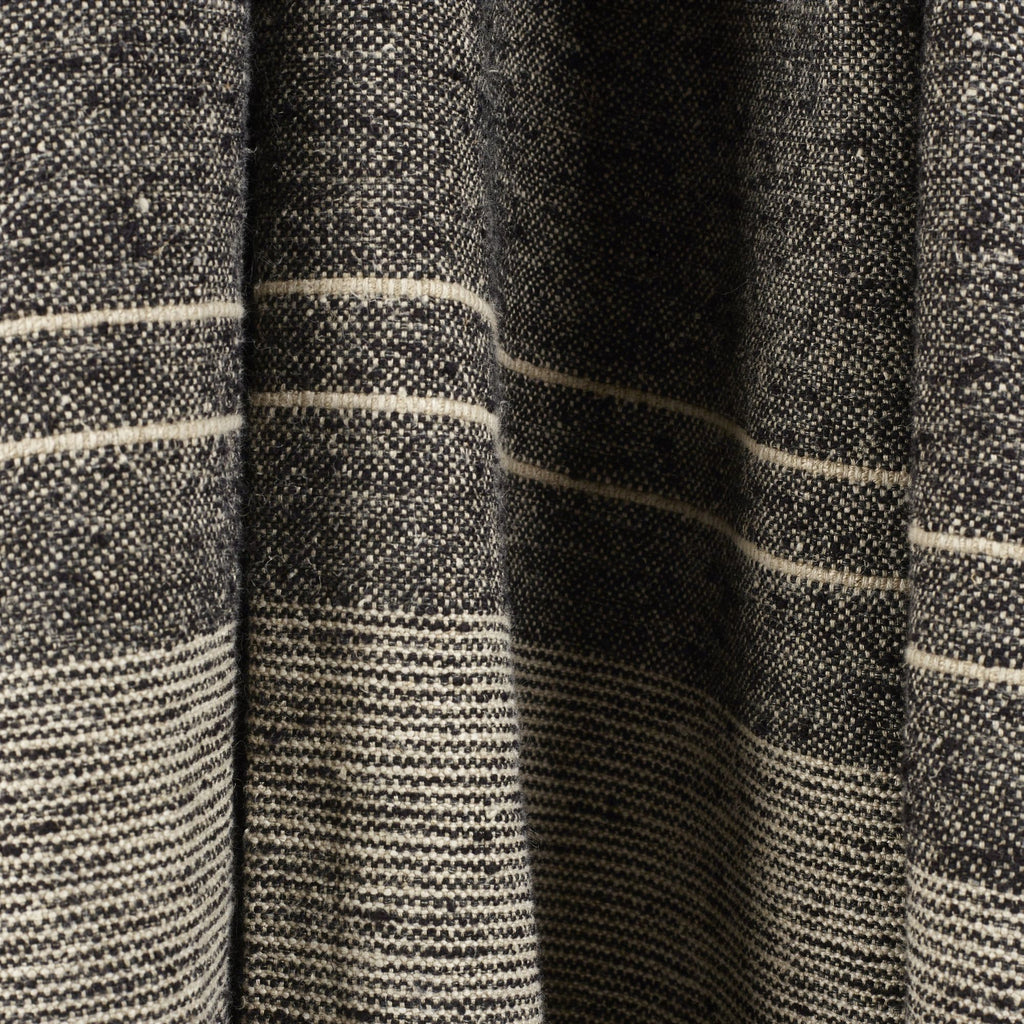 Close up of Stripes in Francis Throw