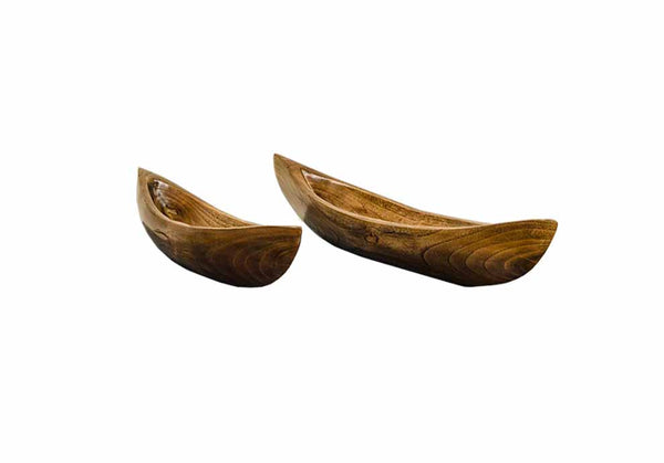 Two Boat Bowls