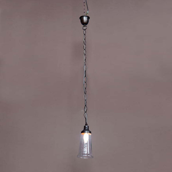 L Ceiling pendant light