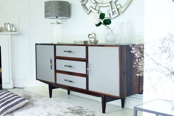Portobello Sideboard In house with Decor