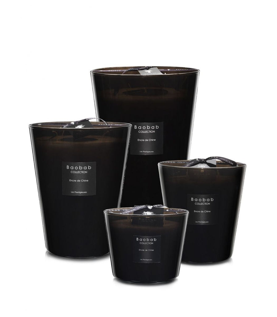 Baobab Les Prestigeuses Candle Set, all sizes