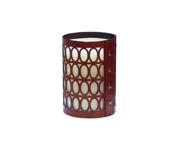 Geometric Shikari Candle Tan