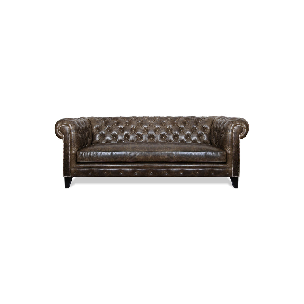 Chesterfield Sofa from front