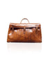 Havana Hold All Leather Bag