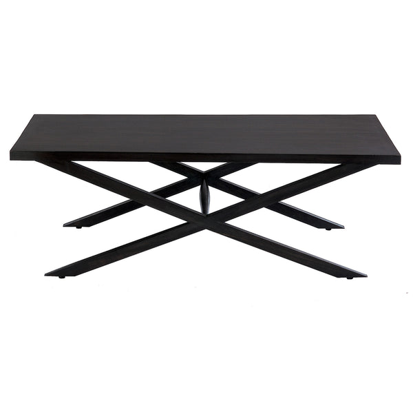 Metro Coffee Table Cross Leg