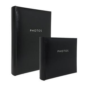 Glamour Black 4x6 (200) Photo Album