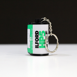 Film Canister Key Ring