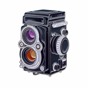 Rolleiflex 2.8F Medium Format Camera #1 Pin